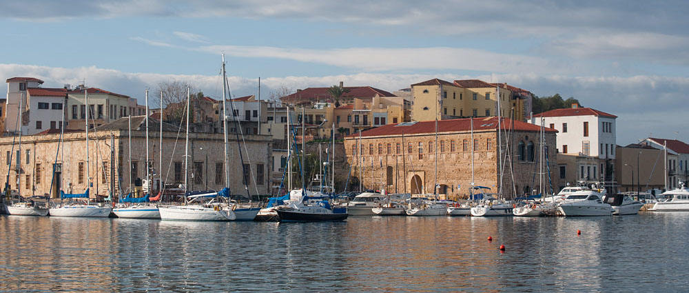 chania harbour 13